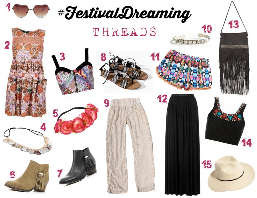 Festival Dreaming